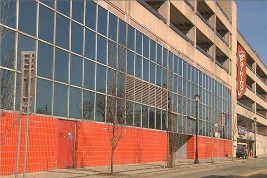 The former Raindow Centre mall in Niagara Falls will be turned into a regioal culinary center.
