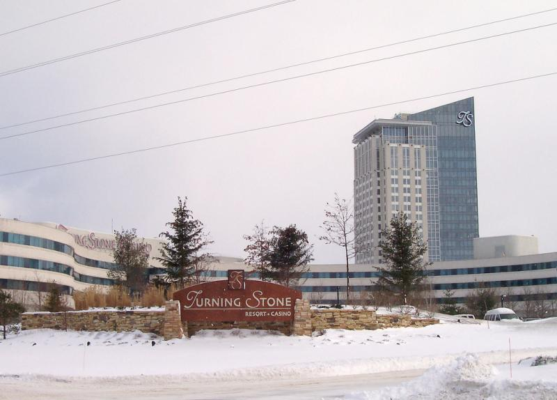 The Turning Stone casino, operated by the Oneida Nation, opened in Verona, N.Y. in 1993.