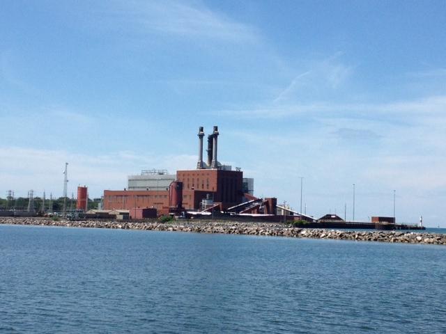 Dunkirk Power Station WNY