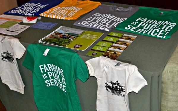 Stone Barns Center t-shirts