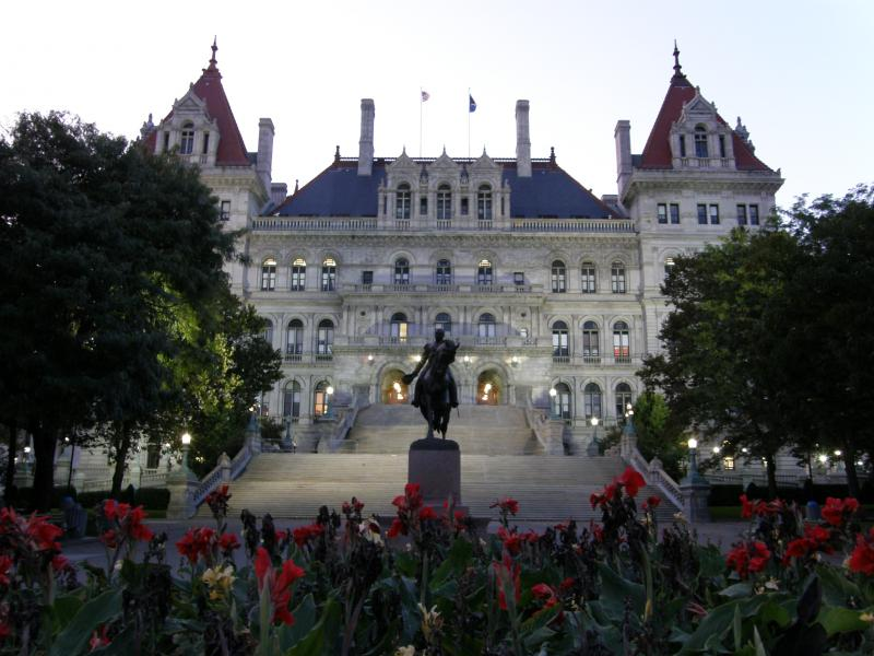 Lawmakers were able to agree on a $132.6 billion spending plan for the state, before they left Albany for a two-week break.