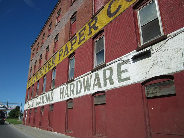 Like much of upstate New York, Watertown has industrial heritage. But here, efforts to lure new industry to the region require an extra step.