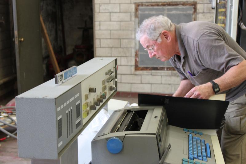 A former IBM employee digs into the manual of a 1961 machine.