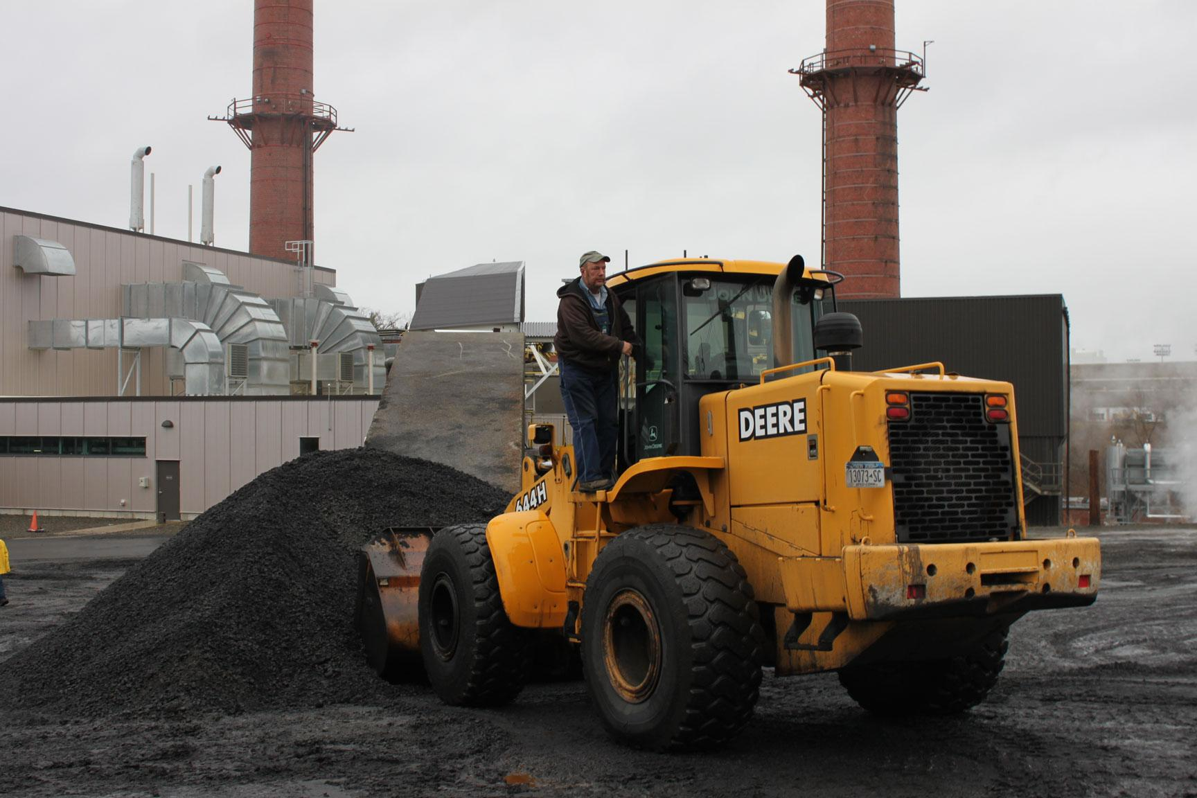 Ithaca coal power plant goes all natural gas