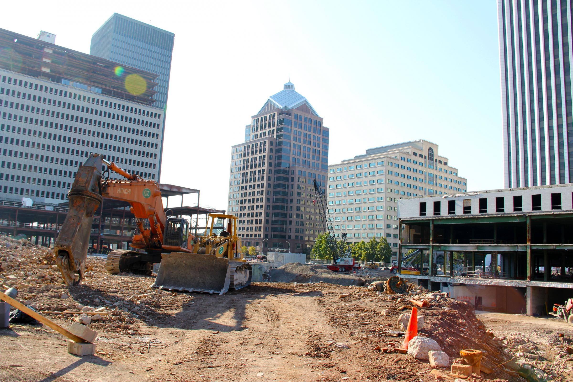 Downtown Rochester Lands Paetec Windstream Innovation Trail