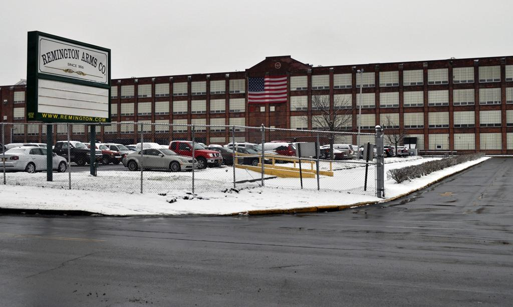 Remington Arms Factory Stays In New York Ok Fine
