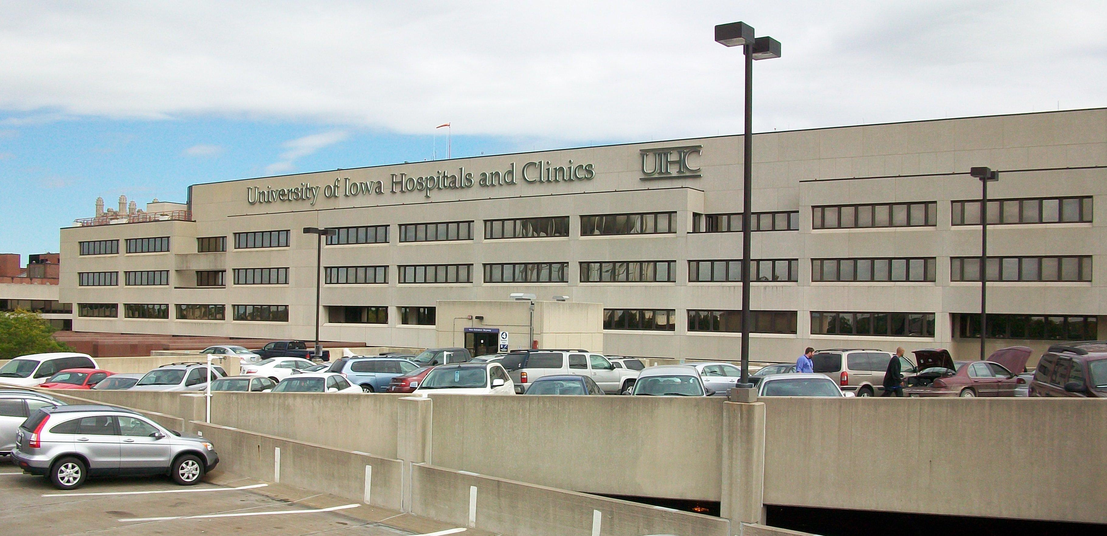 Iowa City Emergency Room