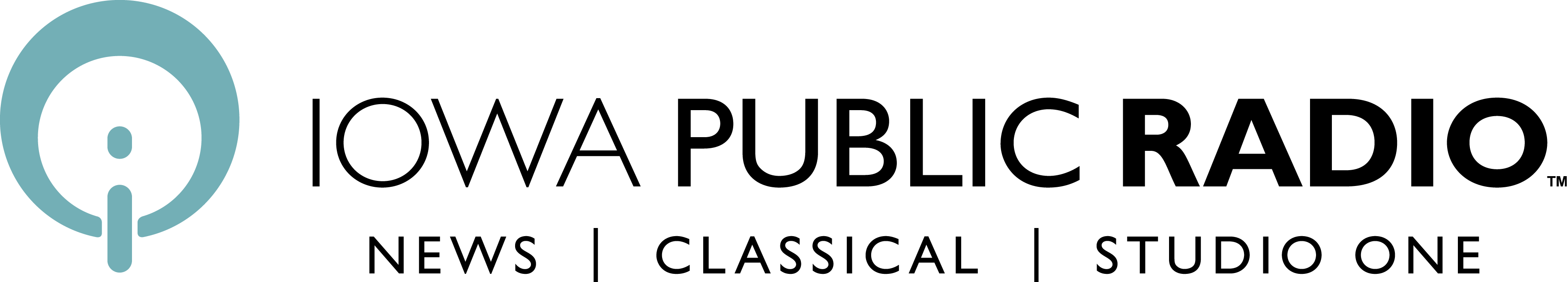 Iowa Public Radio logo
