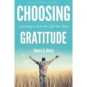 Choosing Gratitude book cover