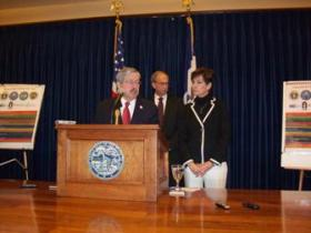Statehouse News Conference