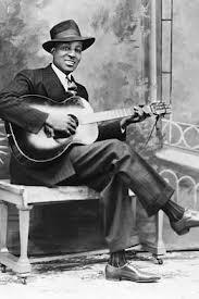 Big Bill Broonzy was a Depression-era Blues singer who once worked at Iowa State University.