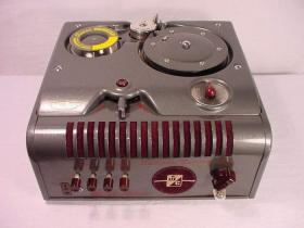 A typical wire recorder