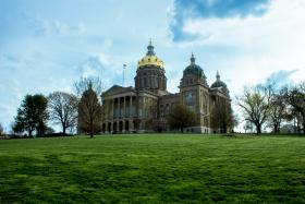 Iowa Statehouse 5-6-13