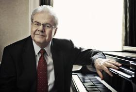 Pianist Emanuel Ax.