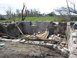 On May 25, 2008 an EF5 tornado tore apart Parkersburg, Iowa. Seven people were killed and two more perished in nearby New Hartford.