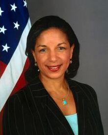 U.S. Ambassador Susan Rice