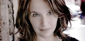 Helene Grimaud, pianist and wolf conservationist.