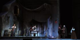 Rigoletto at the Lyric Opera of Chicago