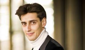 Russian pianist Yegveny Sudbin