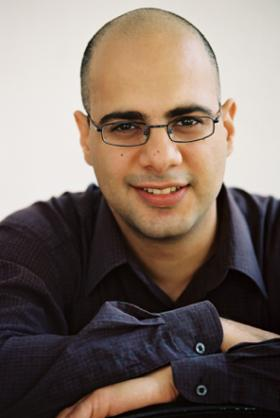 Dror Biran, featured pianist with the Waterloo-Cedar Falls Symphony Orchestra.