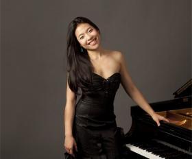 Joyce Yang, the Avery Fischer-winning pianist