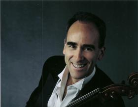 Carter Brey, principal cello of the New York Philharmonic