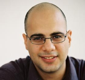 Israeli pianist Dror Biran