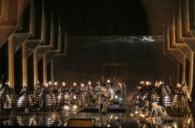 "The LA Opera's production of Wagner's ""The Flying Dutchman"""