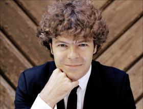 The young Spanish conductor Pablo Heras-Casado