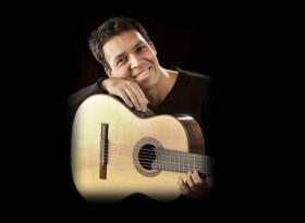 Guitarist Jorge Caballero
