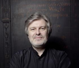 Scottish composer James MacMillan, CBE