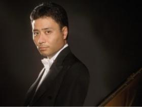 Pianist Jon Nakamatsu, winner of the Gold Medal at the Van Cliburn Competition and Harmonia mundi recording artist.