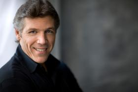 American baritone Thomas Hampson