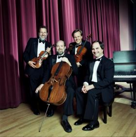 Photo courtesy of the Ames Piano Quartet