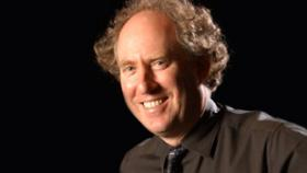 Jeffrey Kahane, the American pianist and conductor (and father of Gabriel)