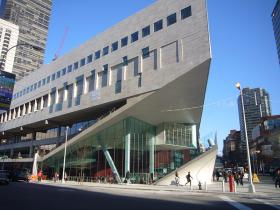 Alice Tully Hall at Lincoln Center in New York, where our weekly chamber music concerts are recorded