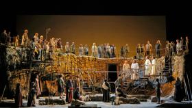 "The San Francisco Opera's production of ""The Gospel of Mary Magdalene"" by Mark Adamo"