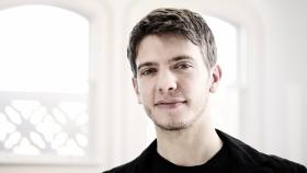 Michael Gilbertson, Dubuque composer, whose opera will be performed at the Kennedy Center this month