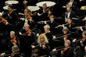 Quad City Symphony Orchestra in concert