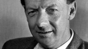 Benjamin Britten, born Nov. 22 1913