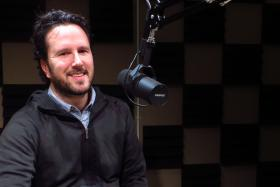 "Mason Jennings talks about his new record, called ""Always Been,"" in IPR's Des Moines studios."