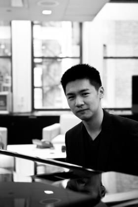 Conrad Tao, composer and pianist