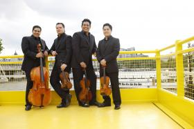 The Simon Bolivar Quartet