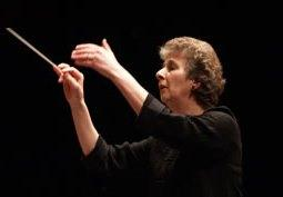 Conductor Jane Glover