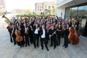 The Des Moines Symphony and Joseph Giunta in a warmer, dryer season!
