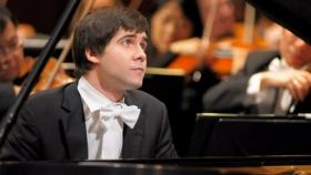 Ukrainian pianist Vadym Kholodenko, who won the Gold Medal at the latest Van Cliburn competition