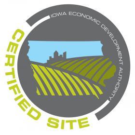 Iowa Certified Site Logo courtesy Iowa Department of Economic Development