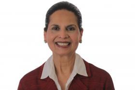 First Congressional District Democratic candidate Swati Dandekar