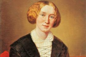 Call me George: the woman who wrote Middlemarch.