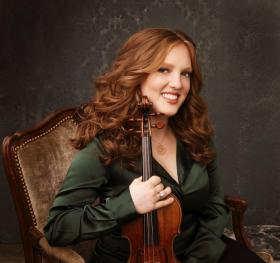 Period instruments or modern - why not both? Violinist Rachel Barton Pine